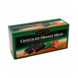 Dezert Chocolate Orange Mints 200